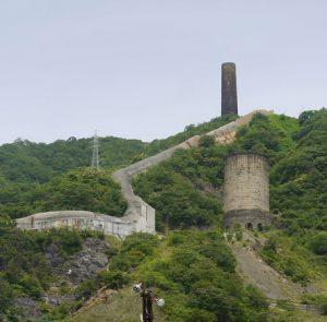 強制徴用された朝鮮人の恨みが込もった日立鉱山
