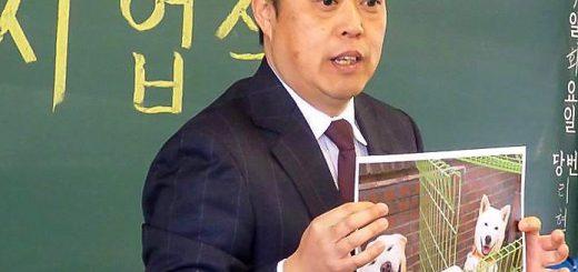 趙星来・福岡朝鮮初級学校校長