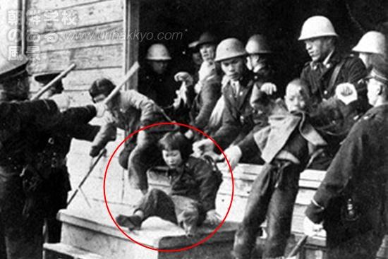 4.24教育闘争時1年生だったペ・ヨンエさん