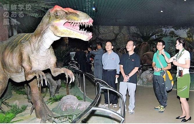 自然博物館がオープン
