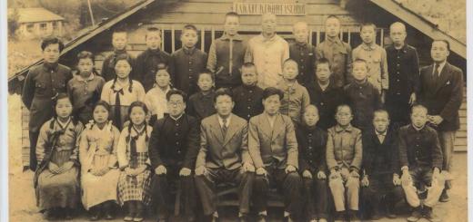 北大阪朝鮮初中級学校