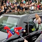 世界フィギュア選手権朝鮮選手団