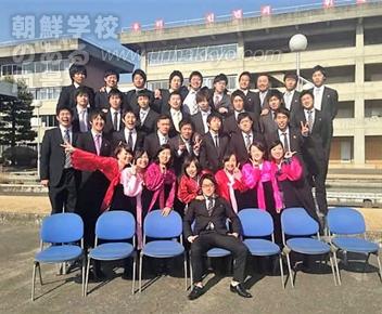 朝鮮学校のある風景