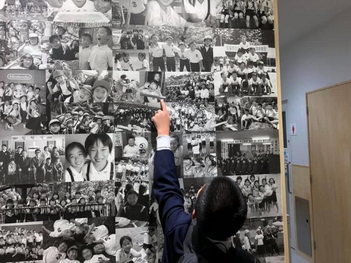 東京朝鮮第3初級学校の入学式